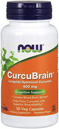 NOW Supplements Turmeric Curcumin