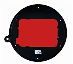 Fantasea RedEye Filter F Series Red color correction filter for the Fantasea FG7X, FG16, FG15, FP7100 and FP7000 Housings