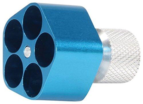 Pachmayr 02650 Aluminum Speedloader J Frame 5 Shot