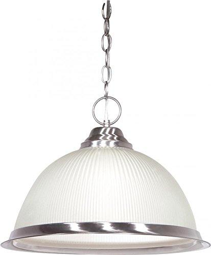 Prismatic Dome Pendant Light - 3