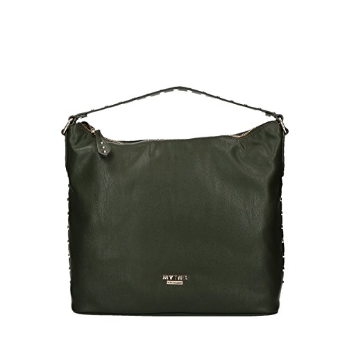 Twin set hobo bag shoulder bag olive