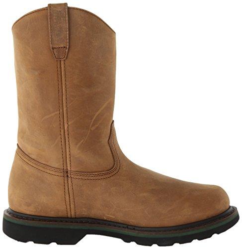 John Deere Mens JD4193 Boot Dark Brown yslETX