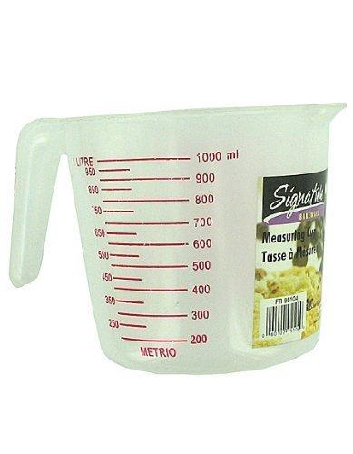 storage essentials - One quart measuring cup ( Case of 96 )