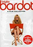 Brigitte Bardot Five-Film Collection (Naughty Girl / Love on a Pillow / The Vixen / Come Dance with Me / Two Weeks in…