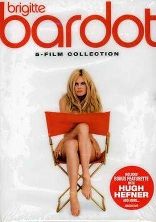 Amazoncom Brigitte Bardot Five Film Collection Naughty