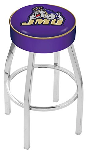 NCAA James Madison Dukes 30″ Bar Stool For Sale