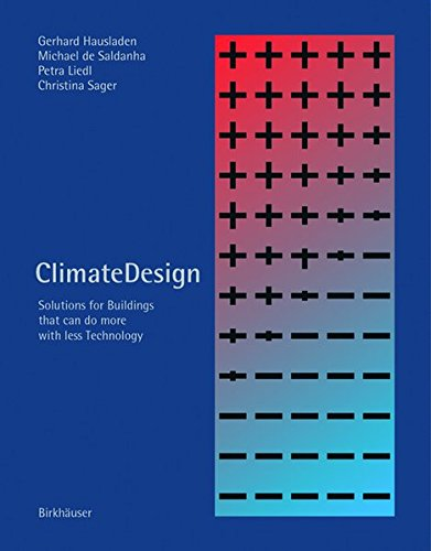 ClimateDesign by Brand: Birkhäuser Architecture