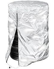 Lampa 40827 Bandentas M, robuuste bandenbescherming, waterdichte beschermhoes, bandenopslag met ritssluiting, bandenzak voor 4 banden, M
