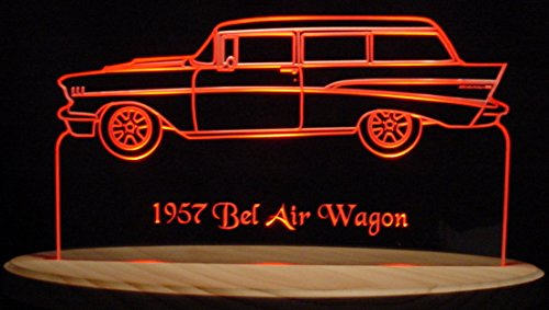 1957 Chevy Belair Station Wagon 13
