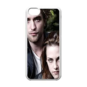 iPhone 5C Phone Case White Twilight BFG582317