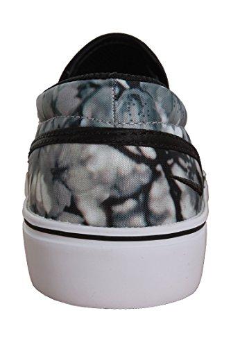 Nike Noir Toki Femme Gris Bls Wmns Slip Loup Baskets Pour blanc Cherry gris PrFaPq