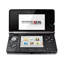 Nintendo 3DS - Cosmo Black - Standard Edition