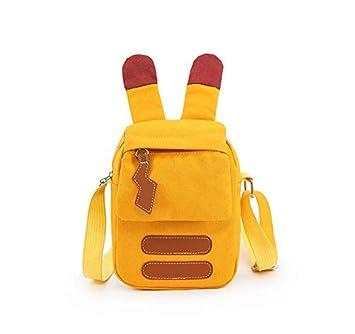 T-MIX Pokémon Detective Pikachu Bolsas de Lona Bolsas de ...