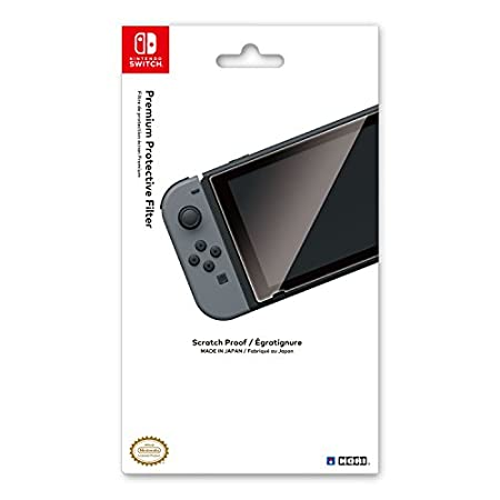 HORI Officially Licensed Premium Protective Filter for Nintendo Switch