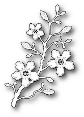 Memory Box - Dies - Blushing Flower ()