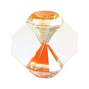 Times Up Sand Timer - Orange