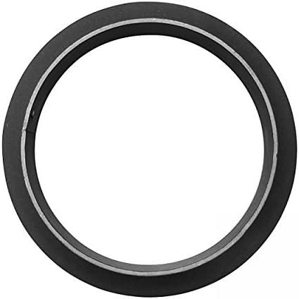 150 mm negro Raik SH013-004-SW gartinex//tubo Reducci/ón de 180 mm