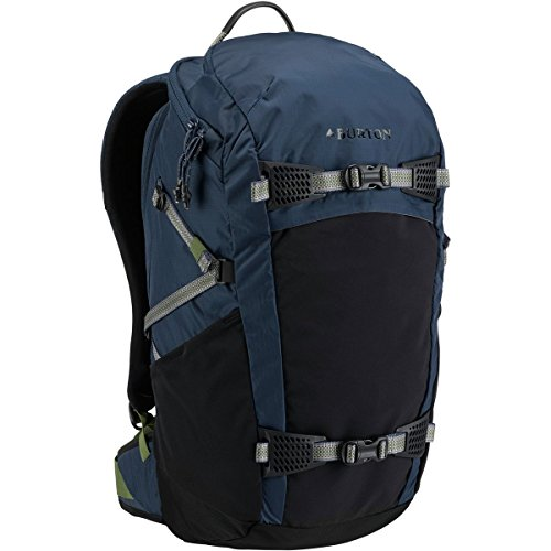 Burton Day Hiker 31l Backpack, Mood Indigo Rip Cordura, One Size Review
