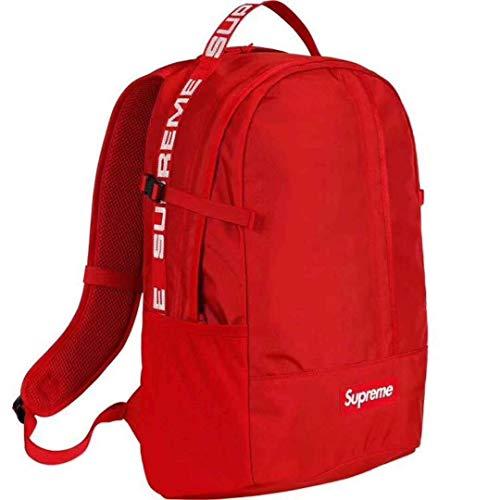 Supreme Backpack, Supreme Bag 18SS (red)