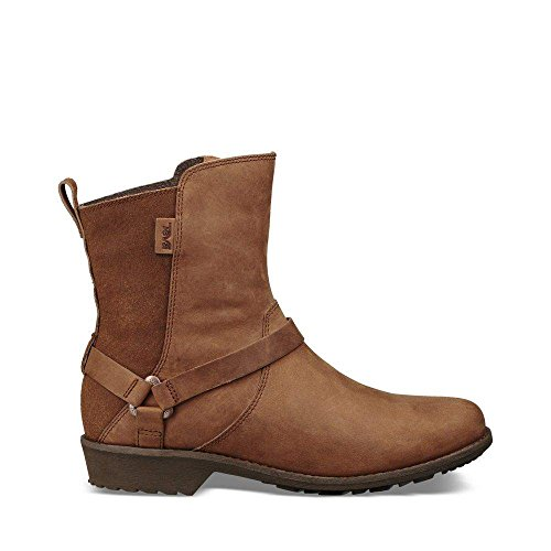Teva Women's W DE LA Vina Dos Boot, Bison, 9.5 M US