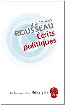 Ecrits politiques par Rousseau