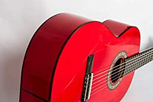 Guitarra Flamenca de ciprés rojo, hecha a de Barcelona a España ...