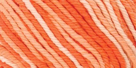 Crochet Cotton Pumpkin - 4