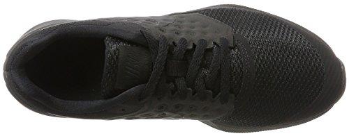 Nike Downshifter 7 GS, Chaussures de Gymnastique Fille Noir (Black/black)