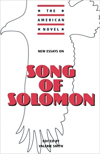 com new essays on song of solomon the american novel  new essays on song of solomon the american novel