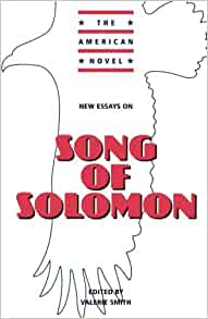 new essays on song of solomon by valerie smith Buy new essays on song of solomon by valerie smith, emory elliot from waterstones today click and collect from your local waterstones or get free uk delivery on.