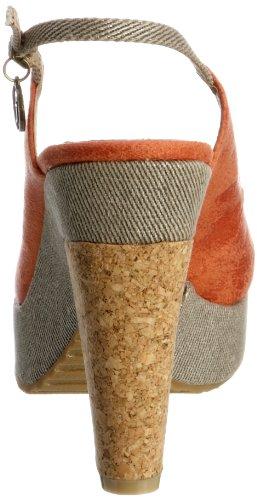 Feud Britannia Cambridge - Zapatos para mujer Naranja