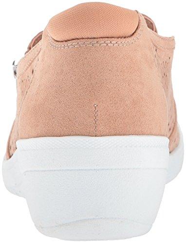 Anne Klein Kvinder Yvette Sneaker Oxford Fladt Lys Naturlig Multi Nubuck 0RQqu3Vc0