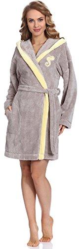 Merry Style Ladies Bathrobe Ginger product image