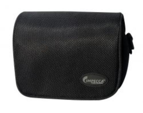 Impecca DCS100K Digital Camera Case (Black) by Impecca