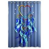 dalliy custom attrape r ves rideau de fen tre polyester 127 x 274 3 cm about 127 cm x 275 cm. Black Bedroom Furniture Sets. Home Design Ideas