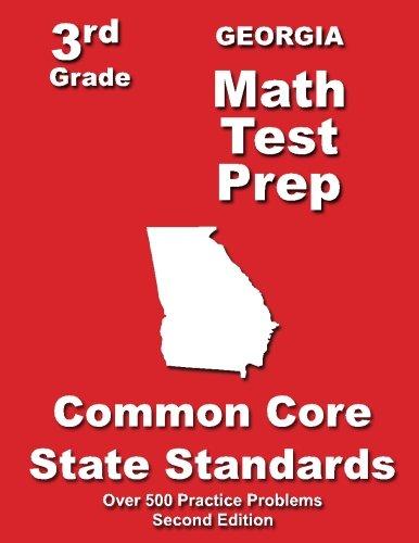 - Georgia 3rd Grade Math Test Prep: Common Core State Standards