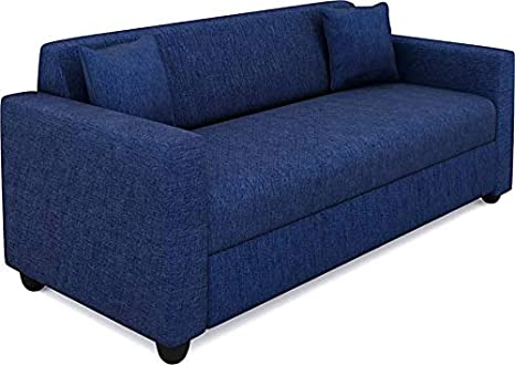 Terrific Westido Blue Fabric 3 1 1 Lexus Sofa Set Amazon In Home Inzonedesignstudio Interior Chair Design Inzonedesignstudiocom