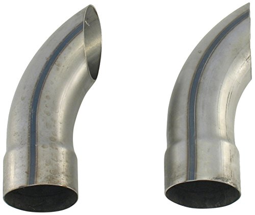 (Patriot Exhaust H3813 Exhaust Turnout)