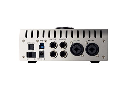 Universal Audio Apollo Twin USB High-Resolution USB Interface with Realtime UAD DUO Processing