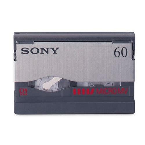 Sony 60 Minute MMV Digital Cassette w/chip by Sony