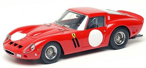 1/43 フェラーリ 250GTO 1962 レッド(ゼッケンサークル) EM048C