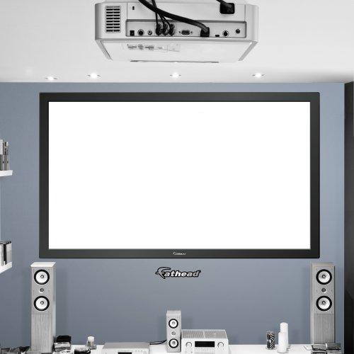 Vinyl Fathead (FATHEAD Wall Decal, Real Big, TV Screen)