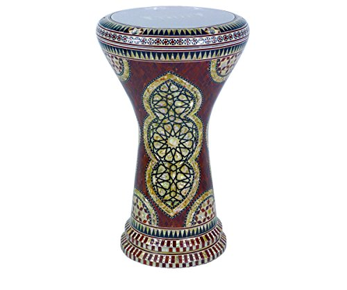 Gawaret EL Fan Trommel DRM-NG-1005Darbuka, ägyptisch