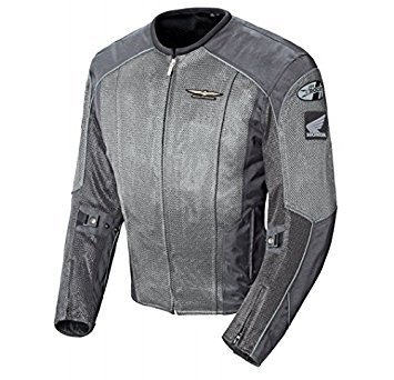 Joe Rocket Honda Goldwing Skyline 2.0 Jacket Silver/Grey Mens 2XL Goldwing Skyline Mesh Jacket