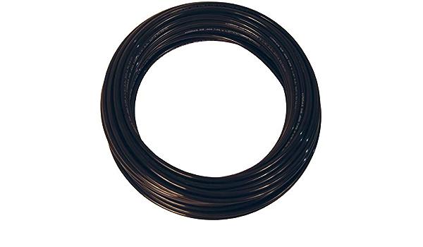 "Black Air Brake Tubing DIXON J844-04-BL-100 1//4/"" x 100/' D.O.T"