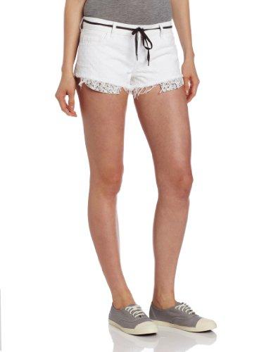 Element White Shorts - 6