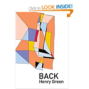 Back (British Literature Series) Henry Green