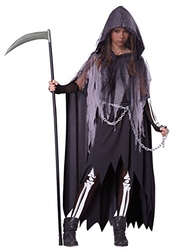 California Costumes girls Teen Miss Reaper Costume Medium (8-10)