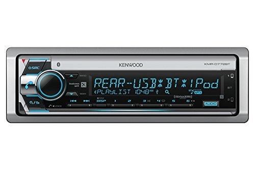 Kenwood KMR-D772BT Marine Boat CD/WMA/MP3 Player Bluetooth P
