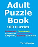 Adult Puzzle Book: 100 Puzzles